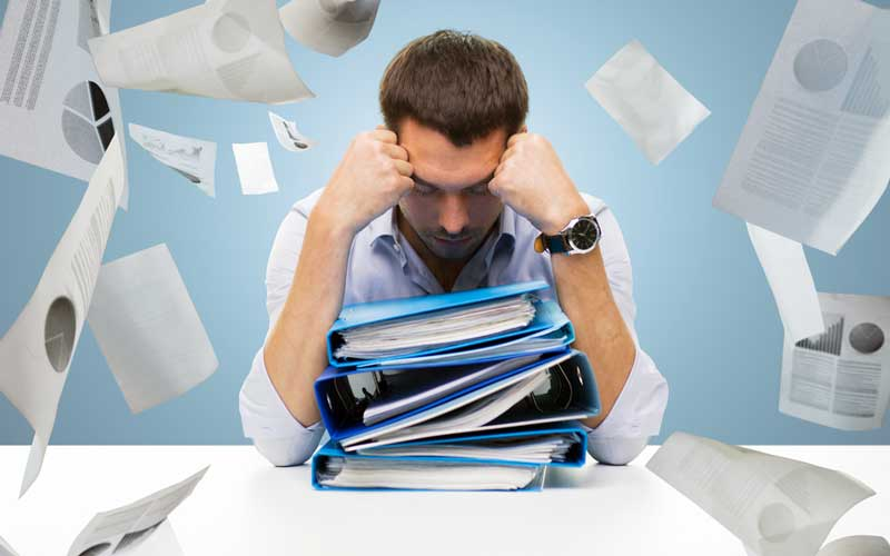 Top 6 Bookkeeping frustrations for small business owners