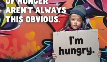 When Was The Last Time You Were Really Hungry? - Foodbank